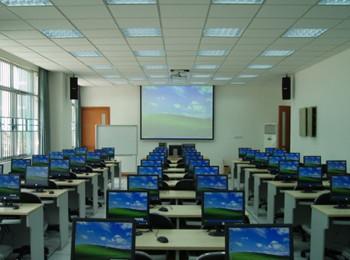 高郵職業學校多媒體教室弱電工程